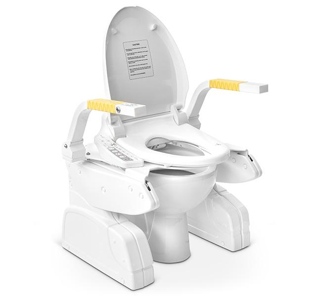 sollevatore wc con bidet